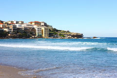 Sydney nation beach Stock Photo