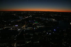 Sydney at night Royalty Free Stock Photos