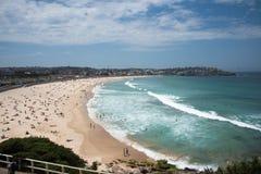 Bondi Beach Day royalty free stock images