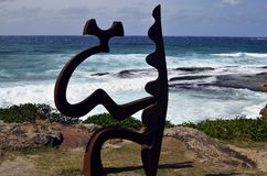 Australia, Sydney, Artwork Royalty Free Stock Photos