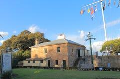 Sydney Observatory historical architecture Australia Royalty Free Stock Photos