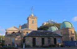 Sydney Observatory historisk arkitektur Australien arkivfoton