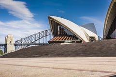 SYDNEY - OCTOBER 27 : Opera House on October 27, 2015 in Sydney. Royalty Free Stock Photography