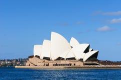 Sydney opear dom Fotografia Royalty Free