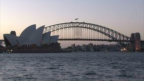 Sydney Opera stock footage