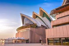 Sydney Opera House fotografie stock libere da diritti