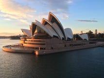 Sydney Opera House imágenes de archivo libres de regalías