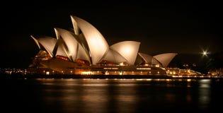 Sydney Opera House. At night Stock Photo