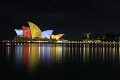 Sydney,opera house Royalty Free Stock Photo