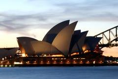 Sydney Opera House. Stock Photo