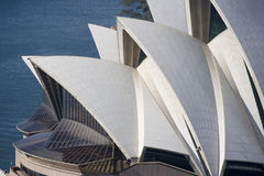 Sydney Opera House. The roof of Sydney Opera House in the city of Sydney in Australia