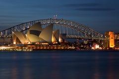 Sydney Opera House royalty free stock image