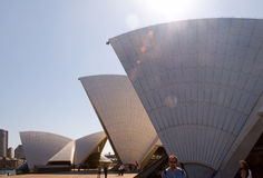 Sydney Opera House Royalty Free Stock Photos