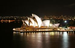 Sydney Opera House Royalty Free Stock Images