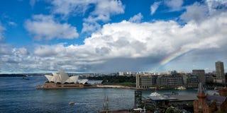 Sydney Opera House Fotografia Stock Libera da Diritti