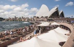 Sydney Opera House Stock Foto