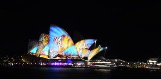 Sydney Opera House Imagen de archivo libre de regalías