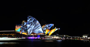 Sydney Opera House Immagini Stock Libere da Diritti