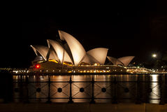 Sydney Opera House 2014 Lizenzfreies Stockbild