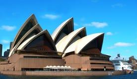 Sydney Opera House Lizenzfreie Stockfotos