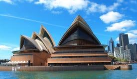 Sydney Opera House Fotografia de Stock Royalty Free