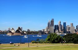 Sydney Opera House stock fotografie