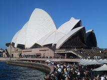 Sydney Opera House Photo libre de droits