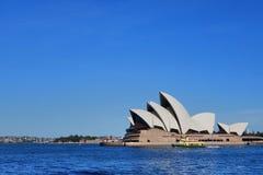 Sydney Opera House Fotografía de archivo libre de regalías