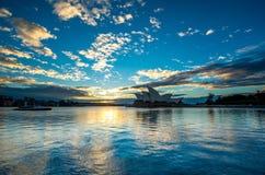 Sydney Opera House foto de stock royalty free