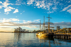 Sydney Opera House fotos de stock