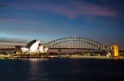 Sydney Opera House Lizenzfreies Stockfoto
