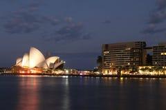 Sydney Opera House Imagens de Stock Royalty Free