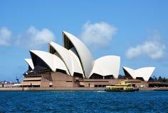 Sydney Opera House Fotos de Stock Royalty Free