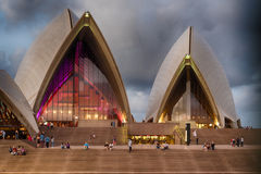Sydney Opera House Royalty-vrije Stock Foto's
