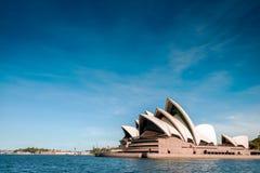 Sydney Opera House Royaltyfria Bilder
