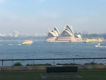 Sydney Opera House Imagens de Stock