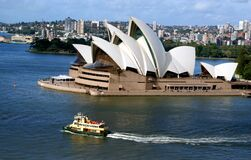 Sydney Opera House. Stock Photos