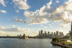Sydney Opera House Images libres de droits