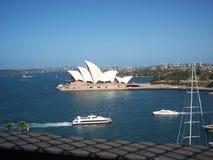 Sydney Opera House Arkivbild