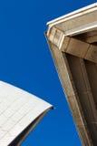 Sydney Opera house architecture Stock Images