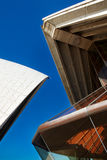 Sydney Opera house architecture Stock Photos