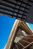 Sydney Opera house architecture Royalty Free Stock Image