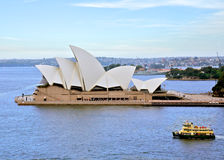 Sydney Opera House, Australia Royalty Free Stock Images