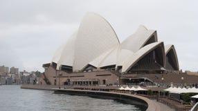 Sydney opera house in australia Stock Photos
