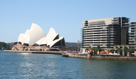 Sydney Opera House, Australia Royalty Free Stock Photos