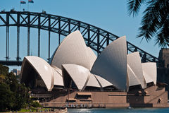 The Sydney Opera House. Stock Photos