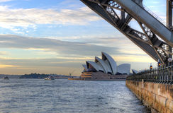 The Sydney Opera House, Australia Stock Photos