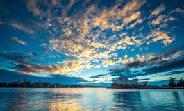 Sydney Opera house. Stock Photo