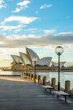 Sydney Opera house. Royalty Free Stock Photos