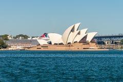 The Sydney Opera House Stock Photo